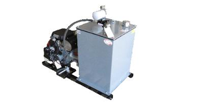 25 Hp Honda Mobile Gas Hydraulic Pack
