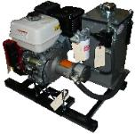 TRAILER HYDRAULIC POWER UNIT