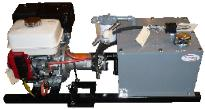 HONDA GAS HYDRAULIC POWER UNIT