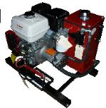 LOWBOY TRAILER HYDRAULIC POWER UNIT