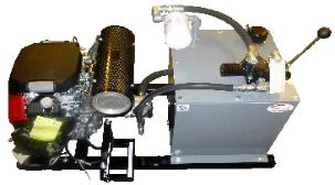 Honda Hydraulic Unit