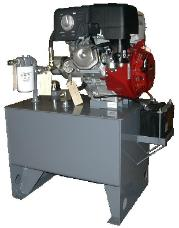 8 HP HYDRAULIC POWER PACK
